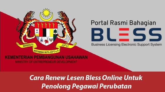 renew lesen bless