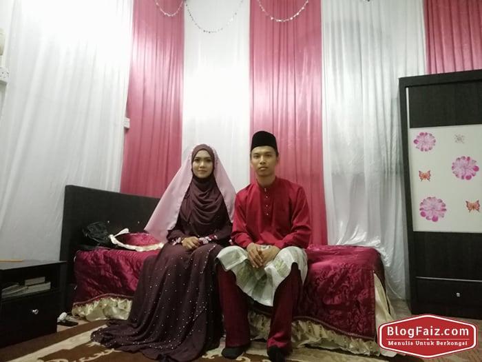 kehidupan selepas kahwin