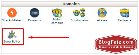 Custom Nama Domain