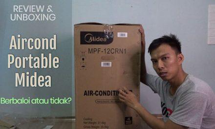 (Review) Berbaloikah Aircond Portable Untuk Dibeli?