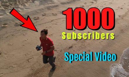 """Akhirnya Channel """"Blog Faiz"""" Mencapai 1000 Subscribers"""