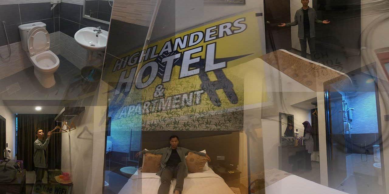 Hotel Murah di Cameron Highlands | Highlanders Hotel