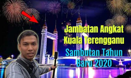 Pengalaman Menyambut Tahun Baru 2020