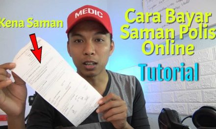 Cara Bayar Saman Online | Saman Polis Dan JPJ
