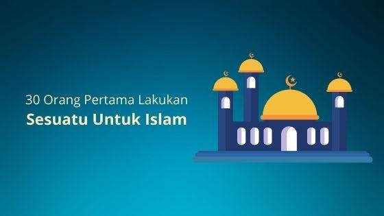 islam yang pertama