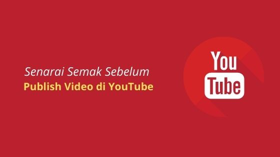 senarai semak youtube