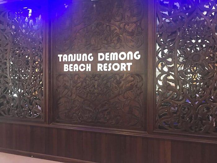 tanjung demong beach resort review