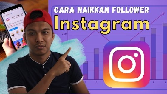 cara naikkan follower instagram