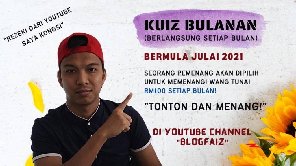 contest malaysia
