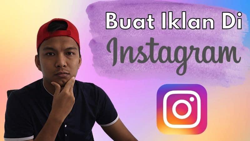 cara buat iklan di instagram