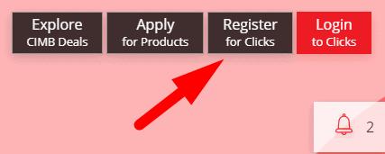 cara daftar cimb clicks,cara nak daftar cimb click